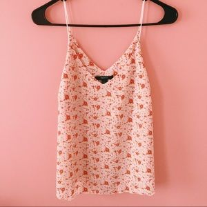 Cute floral tank top from Forever 21